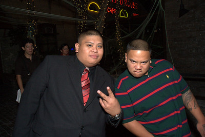 Thursday Night OPM - 2008.10.23