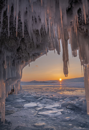 Recent Work - Lake Baikal