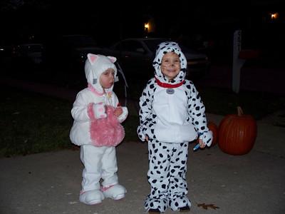 Halloween with Penelope '09 !