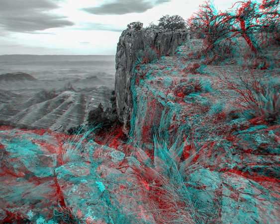 3D anaglyph images