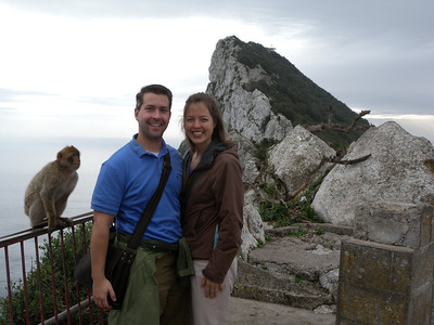 Gibraltar and Monkeys