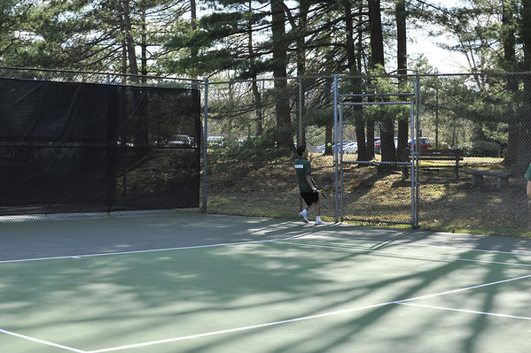 BABSON COLLEGE TENNIS  4.2.2012