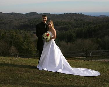 Wesson DeMayo Wedding