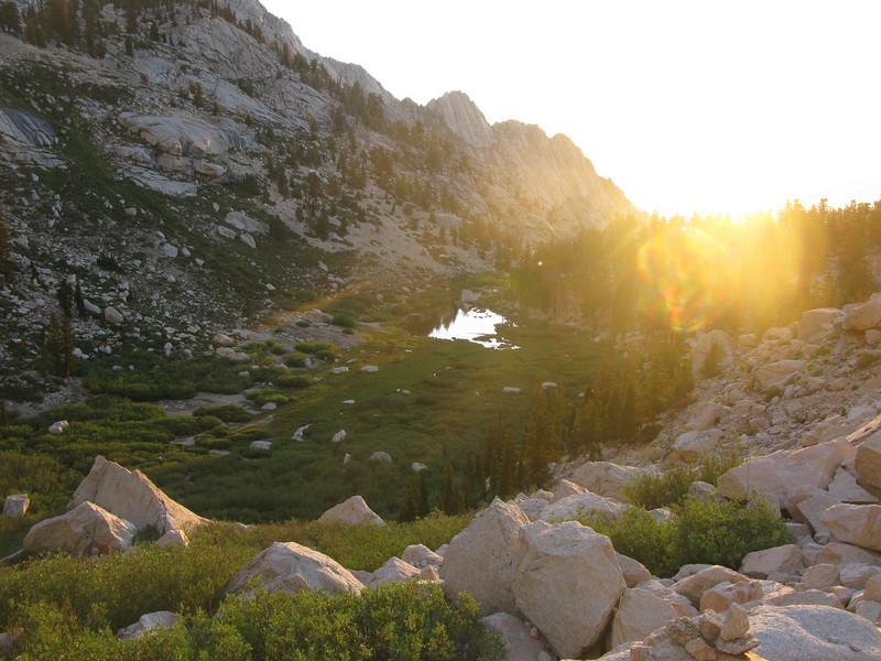 Lower Boy Scout Lake