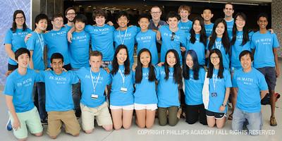 PA Math Team: ARML 2014