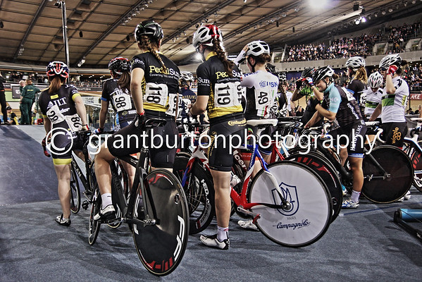 Revolution Series - Track Cycling - Round 3