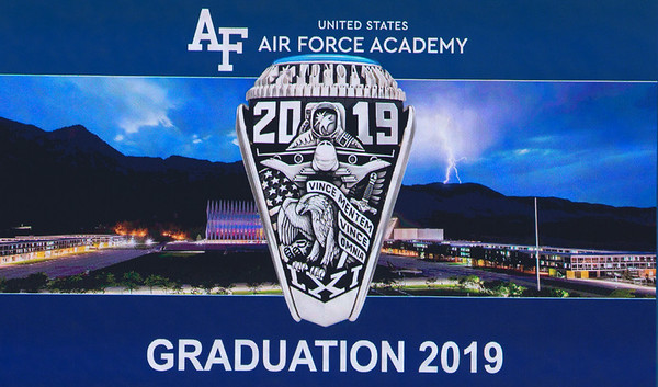 Michael Plaza USAFA Graduation