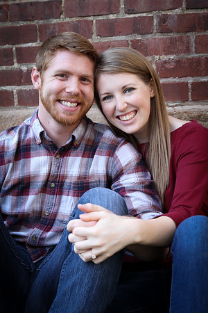 Em and Tyler Engagement