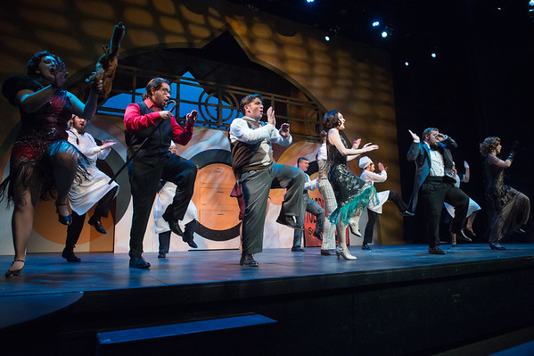 """11/13/19 BSCene: Theater Production of """"The Drowsy Chaperone"""""""