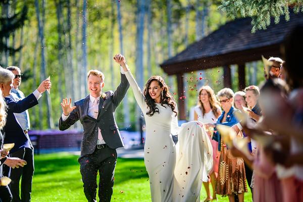Apryl and Austin Wedding