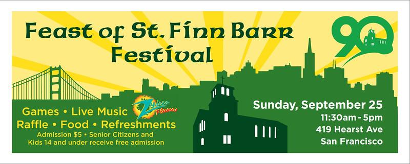 Feast of St. Finn Barr Festival 2016