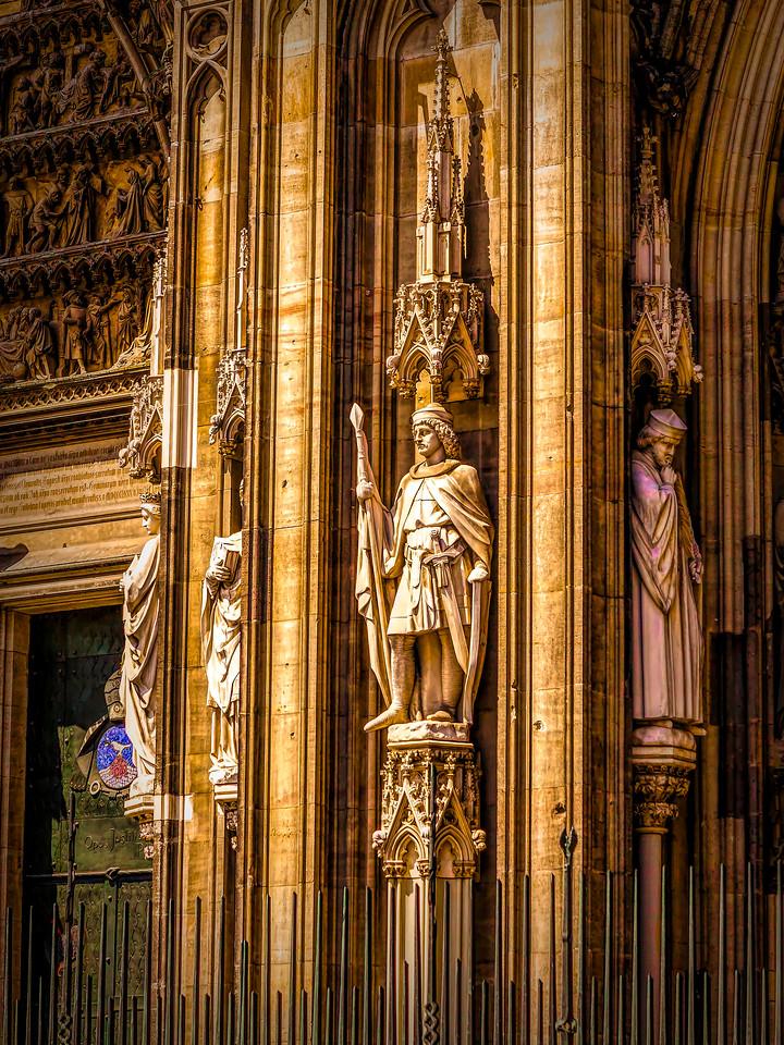 德国科隆大教堂,宏大杰作