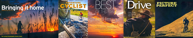 Magazine Articles (a few of the 300+)