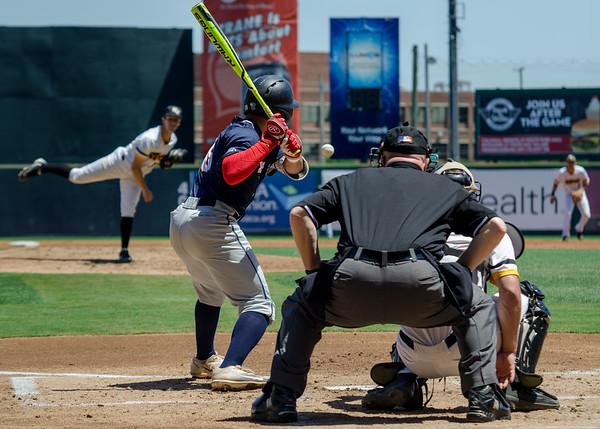051417 VCU v Liberty Baseball