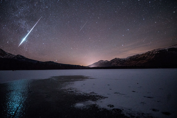 How to See and Photograph the Geminid Meteor Shower