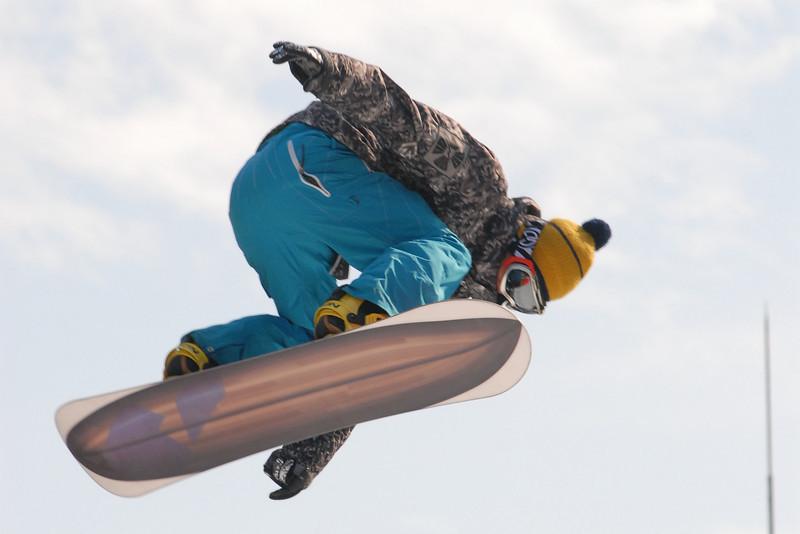 Winter Jump Campaign