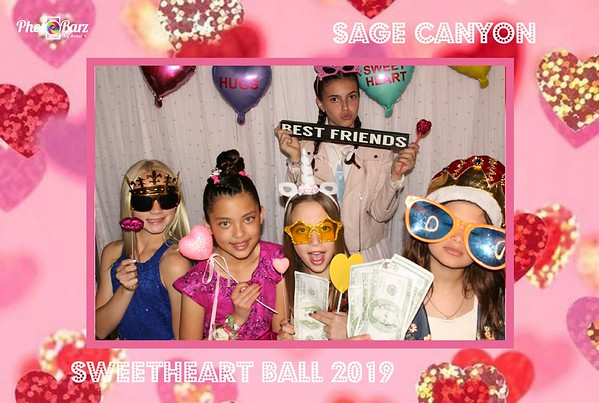 SAGE CANYON Daddy Daughter Sweetheart Ball
