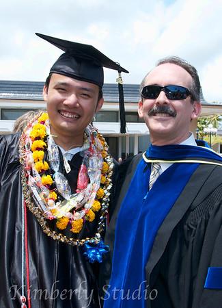 Ed's Graduation 2012