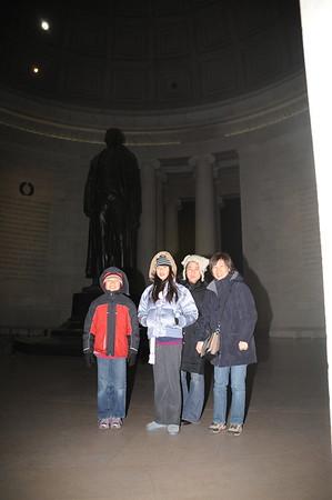 2-16-2009 Tomoko Tanaka & Family