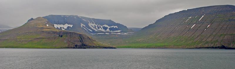 Nú skyldi stefnan sett á Rekavík og Atlaskarð