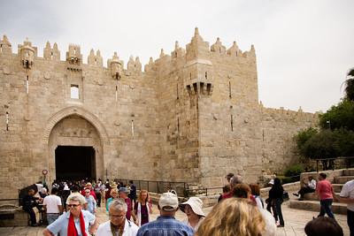 Jerusalem - Damacus Gate