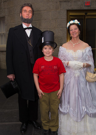 President's Day Activities at the Smithsonian (2013)