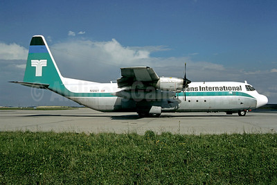 Trans International Airlines-TIA (1st)