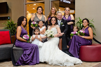 Isabel and Jorge's Wedding