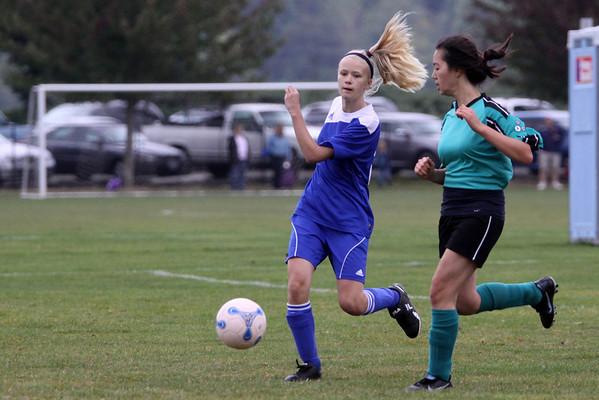 2011 Cheetahs Soccer