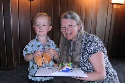 Jake's Nursery School End-of-Year Celebration