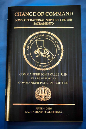 Change of Command - June 4, 2016