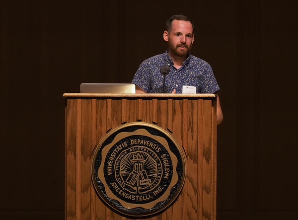 Gold Alumni Speaker