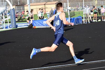 Boys Running Part I