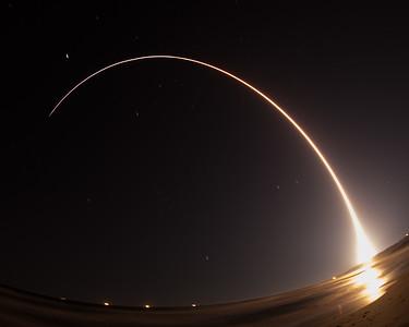 Delta IV - SLC-6 - NROL-45 - 2/10/16