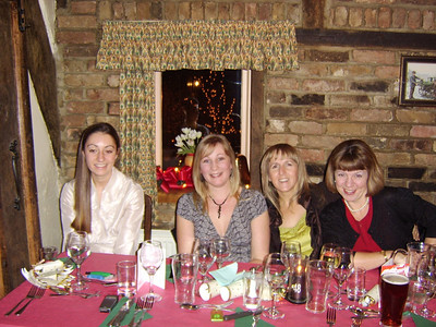 The Old Manor (Christmas Dinner 2006)