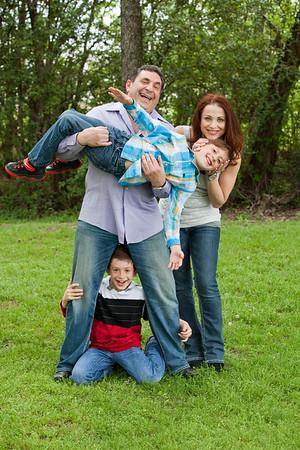 Schick Family - 2015
