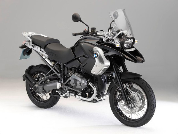 BMW R 1200 GS Triple Black (10/2010)