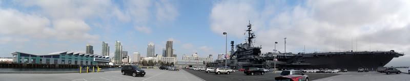 Panorama Shots -San Diego 2011