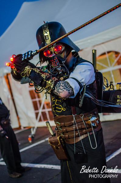 Steampunk World's Fair - 2013