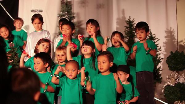 Singing Christmas Tree - December 1, 2013