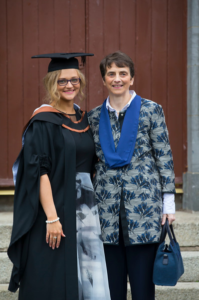 03/11/2017. Waterford Institute of Technology Conferring are Nicola Sherlock Abbeyleix. Picture: Patrick Browne.