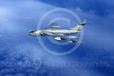 British RAF  Handley Page Victor Military Airplane Pictures