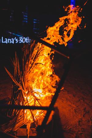 Lana's Burning Man Birthday