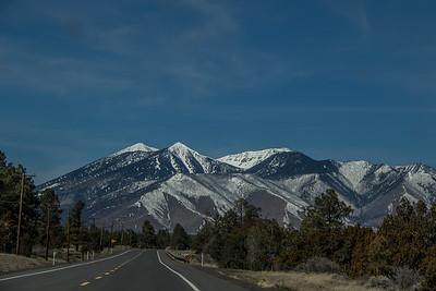 Driving through Arizona