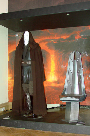 Star Wars Exhibition - London