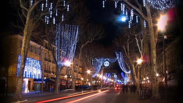 Saint Sylvestre, Aix