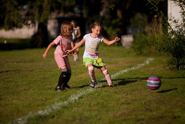 Haleigh's Soccer Camp 2011