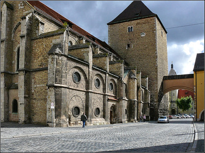 Regensburg 2007 (Ratisbona) part.1