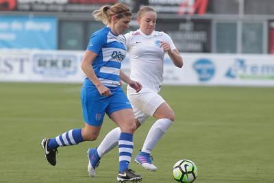 20171021 - PEC Zwolle - KRC Genk Ladies