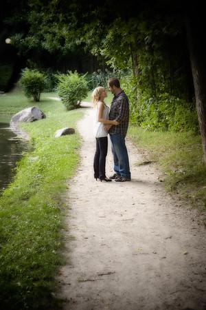 Darcie and Jon Engagement